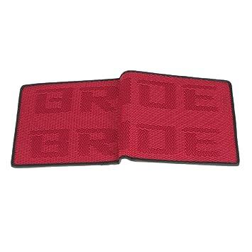 e9e254d39 Bolsillo Billetera Cartera Monedero Estilo Carreras de Coches Hombre Rojo:  Amazon.es: Equipaje