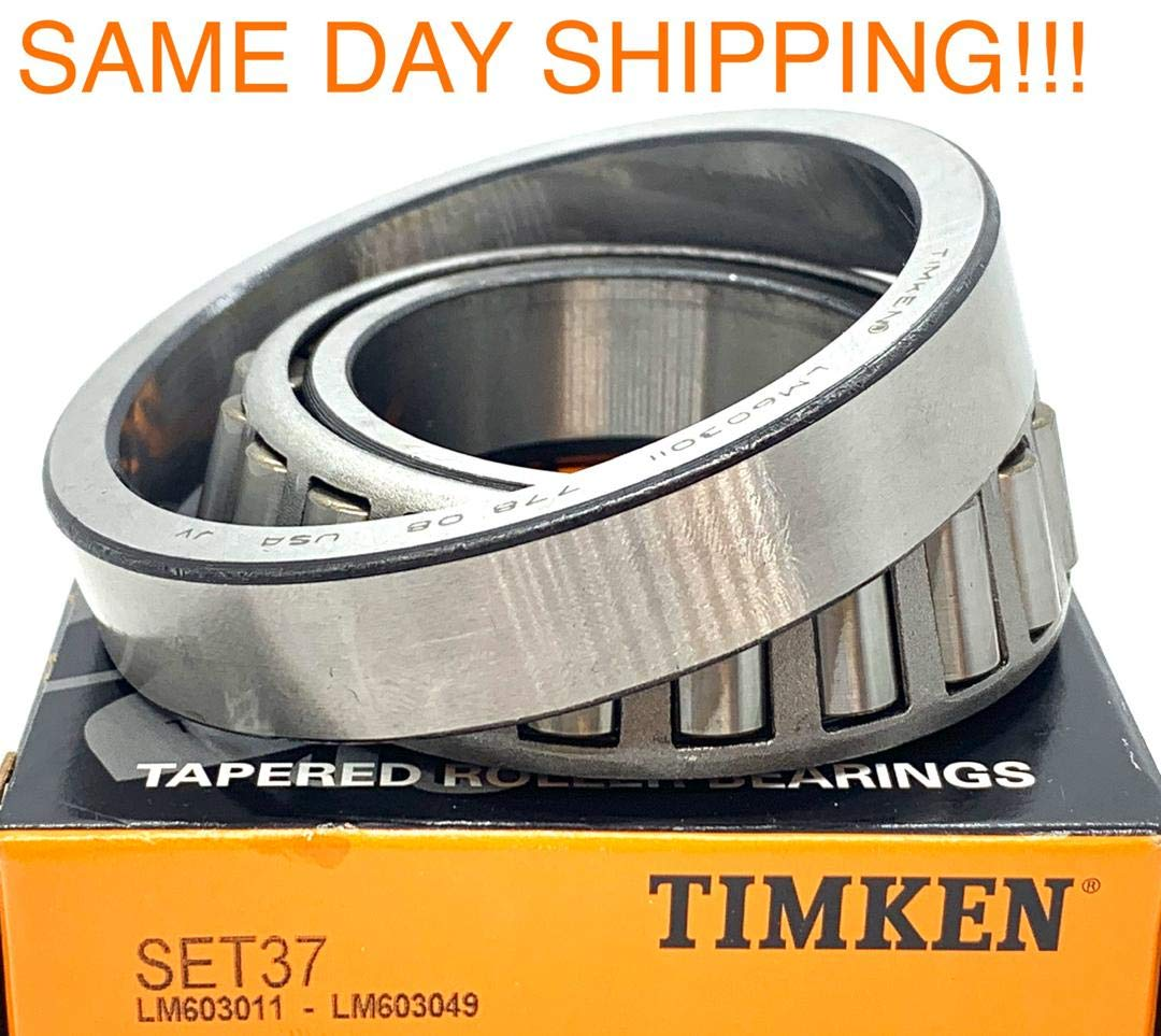 LM603049//LM603011 Timken Set37 Cup /& Cone one Set 37