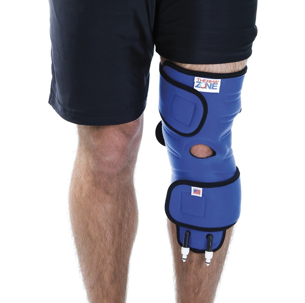 Therma-Zone 003-17 At Home Therapy Knee Pad by ThermaZone