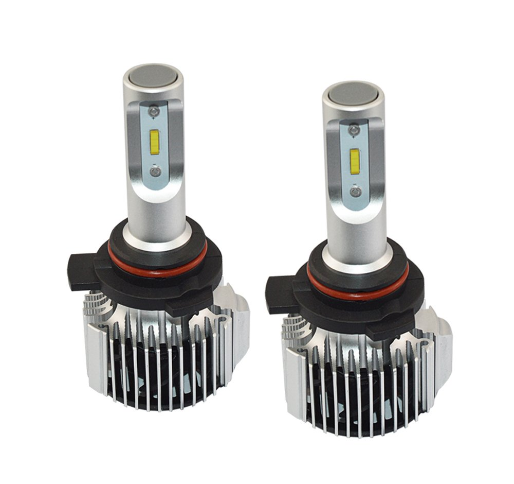 Amazon.com: ANFTOP New 72W 8000LM 6000K Car LED Headlight High Low Conversion Kit H/L Bulbs Replace Halogen Cool White 6K - Driving Fog Light Bulbs Headlamp ...