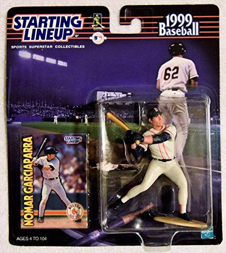 - Hasbro 1998 Starting Lineup NOMAR GARCIAPARRA 1999 Baseball SLU