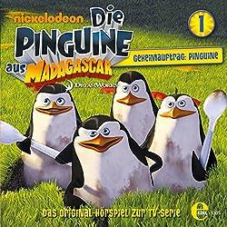 Geheimauftrag: Pinguine (Die Pinguine aus Madagascar 1)