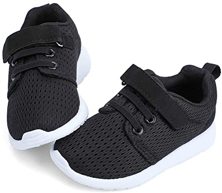 hiitave Toddler Shoes Boys Girls