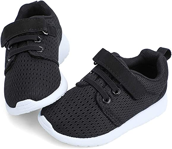 hiitave Toddler Boys /& Girls Shoes Kids Sneakers for Running,Walking