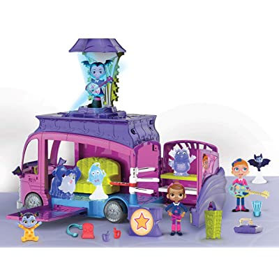 Vampirina Rock N' Jam Touring Van Toy, Multicolor 78126: Toys & Games