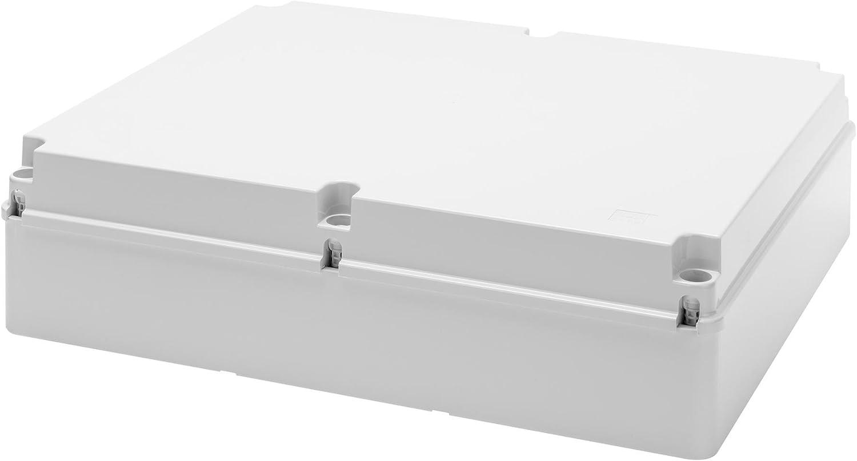 Gewiss gw44211 caja de derivación con tapa Bajo a tornillo Paredes lisas – IP56: Amazon.es: Bricolaje y herramientas