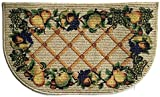 Fruit Kitchen Rug 18 x 30 inches  sc 1 st  Amazon.com & Amazon.com : Grape Kitchen Rug 18x30in : Garden u0026 Outdoor