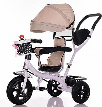 BZEI-BIKE Triciclo Carro de bebé Bicicleta Juguete de Juguete para ...