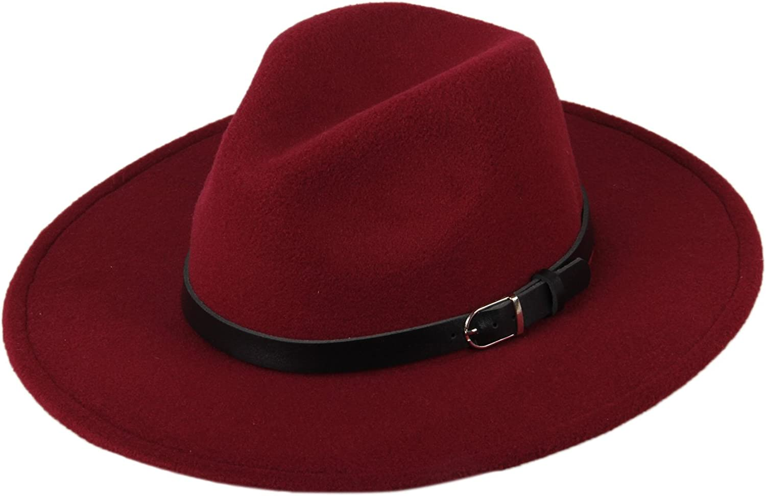 Prefe Women Wide Brim...