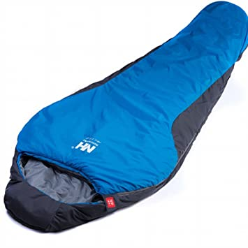 Naturehike Sacos De Dormir Travel Sleeping Bag Camping Sleeping Bag Dormir De Acampada(Blue): Amazon.es: Deportes y aire libre