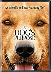 Based on the beloved bestselling novel by W. Bruce Cameron, A Dog's Purpose, from director Lasse Hallström (The Cider House Rules, Dear John, The Hundred-Foot Journey), shares the soulful and surprising story of one devoted dog (voiced by Jos...