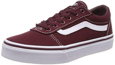 premium selection fdd97 44b42 Vans Unisex-Kinder Ward Canvas Sneaker