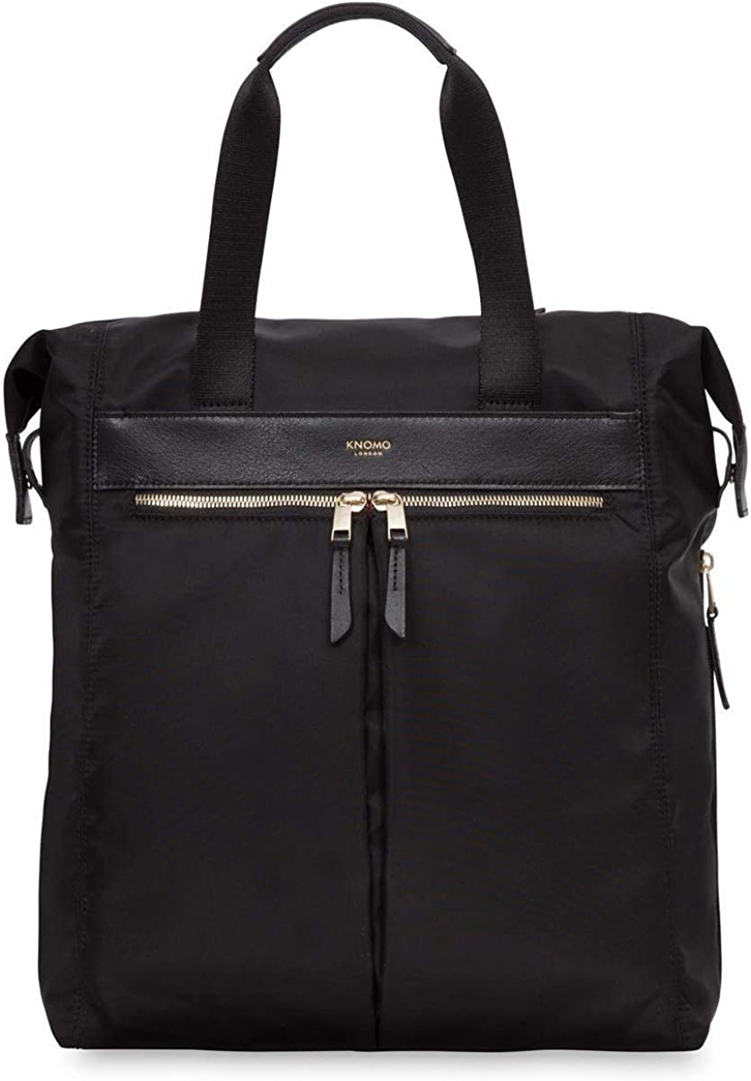 KNOMO London Mayfair Chiltern Expandable Backpack/Tote