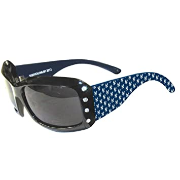 new sunglasses design  Amazon.com: MLB New York Yankees Women\u0027s Designer Sunglasses ...