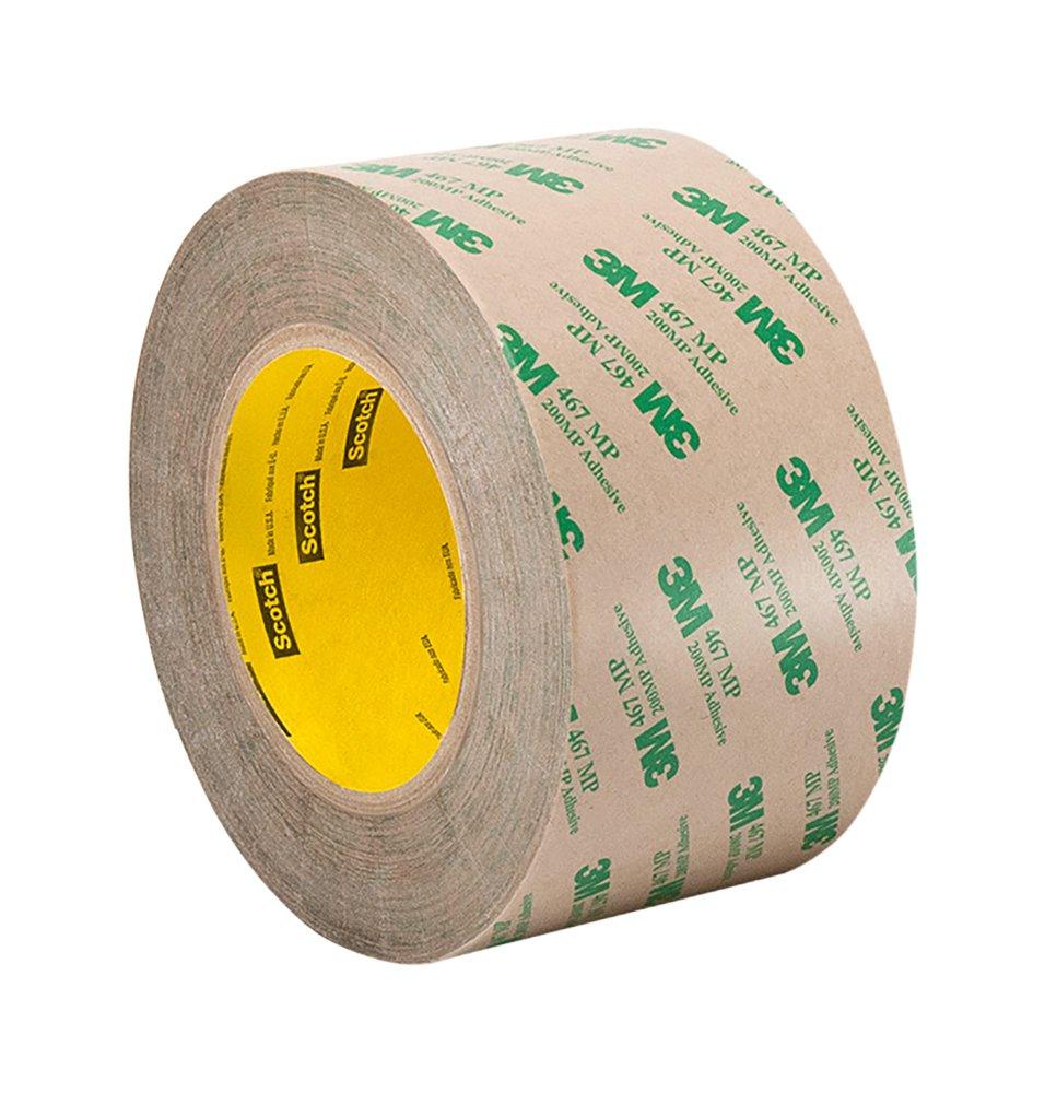 100 St/ück 7,6 x 10,2 cm TapeCase 468MP Hochleistungs-Klebeband