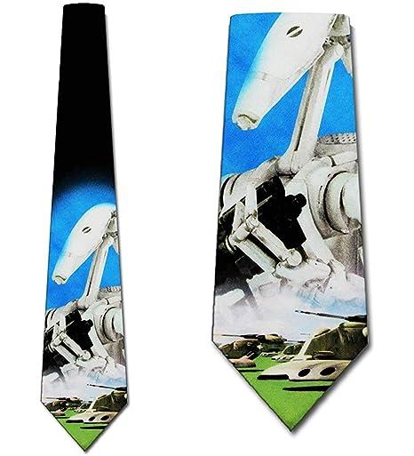 Corbata De Hombre Corbata,Corbatas De Star Wars Corbatas De ...