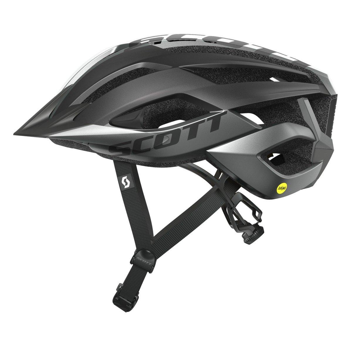 Radsport Helmzubehör L Scott Vivo Plus Helmet White/Black