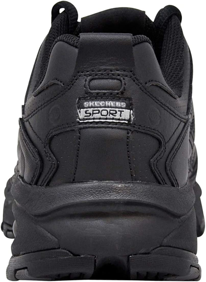 Wholesale Skechers Sport Men's Vigor 2.0 Serpentine Memory Foam Sneaker Black/Charcoal 459dmJ