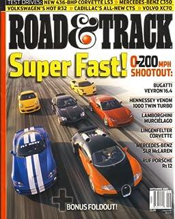 Road & Track, September 2007 Issue