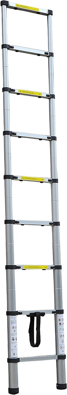 GYD Herzberg HG-5440 - Escalera telescópica (4 m, 40 m): Amazon.es: Juguetes y juegos