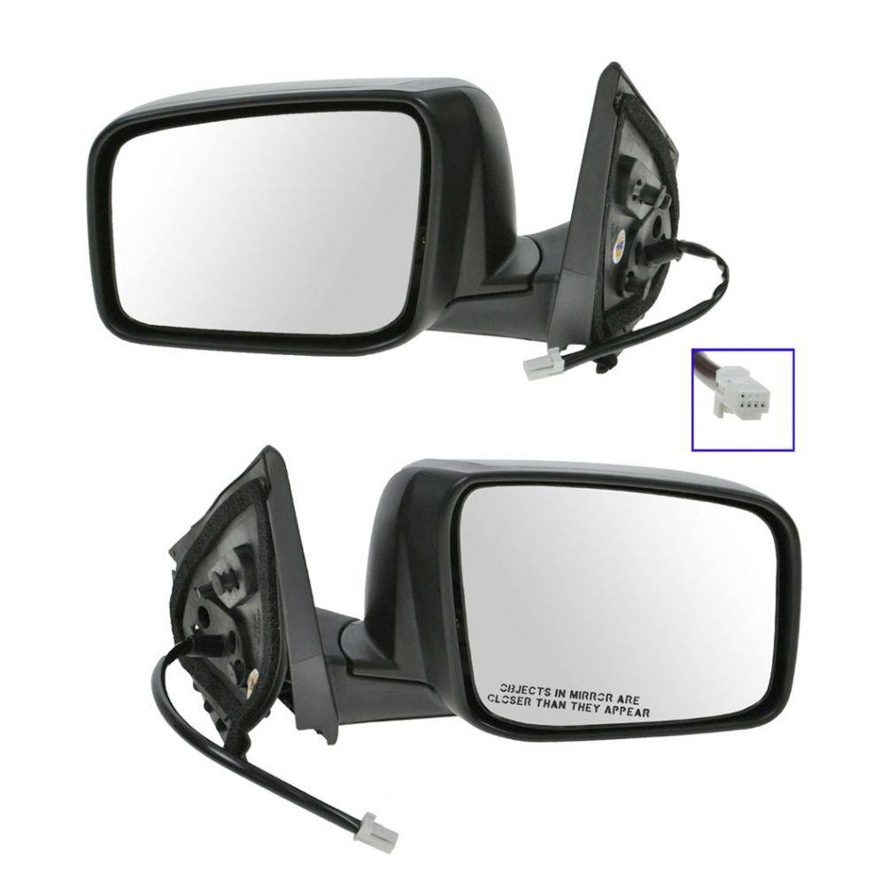 Folding Power Heated Side View Mirror Passenger Right RH for Honda Accord Sedan AM Autoparts