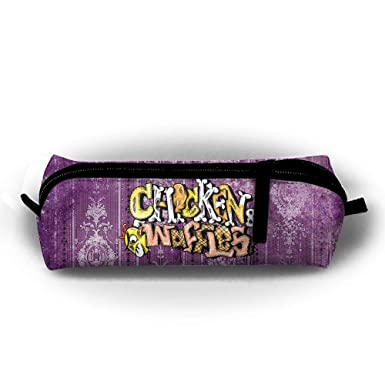Amazon.com: Chicken N Waffles Letters Pen Pouch Cosmetic ...