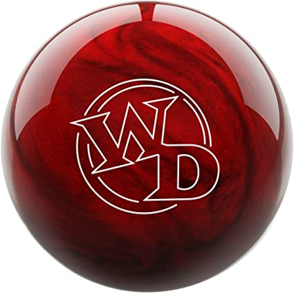 Columbia 300 White Dot PRE-DRILLED Bowling Ball Scarlet 9lbs