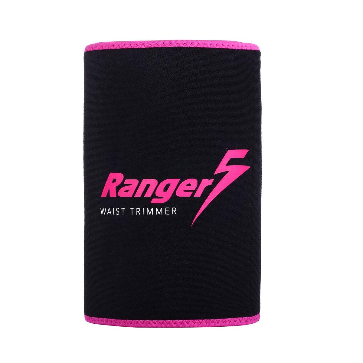 Ranger5 High Waist Trimmer, Gym Workout Training AB Belt Body Girdle Corset Sport Hot Shaper