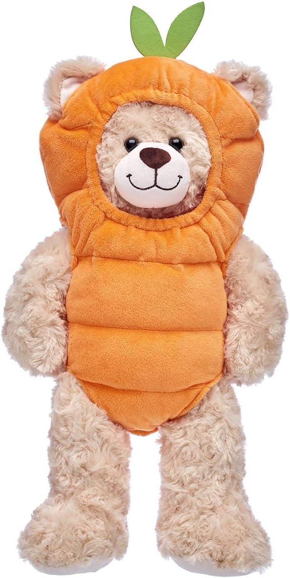 Build A Bear Workshop Carrot Costume