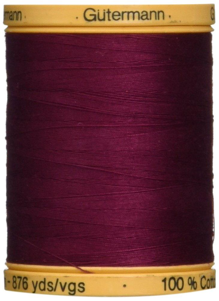 Cotone naturale solidi discussione 876 iarde-rosso Notions - In Network 25045
