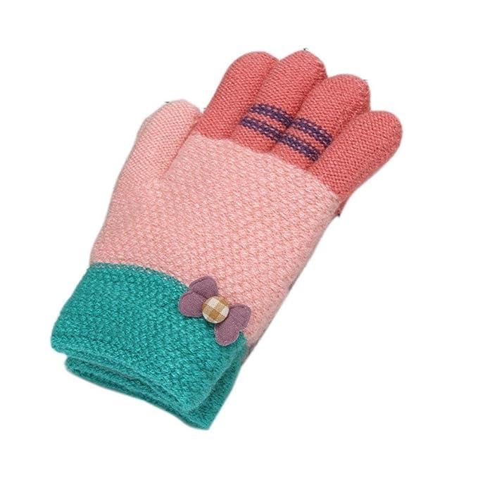 1 2 pares de guantes cálidos de invierno para niños a15be5db6c6