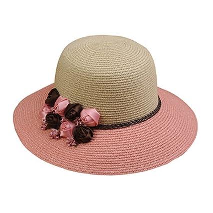 ZUOANCHEN Sombrero De Sun Gorros De Boda De Verano Sombrero Europeo Y  Americano De Borde Ancho 83693177340