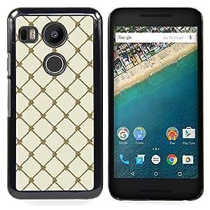 """Qstar Arte & diseño plástico duro Fundas Cover Cubre Hard Case Cover para LG GOOGLE NEXUS 5X H790 (Wallpaper Mar Vela nudo de la cuerda cuerda"""")"""