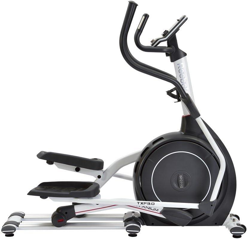 Tratado Circunferencia acción  Reebok - Bicicleta Elíptica TXF3.0 Front Drive Cross: Amazon.es: Deportes y  aire libre