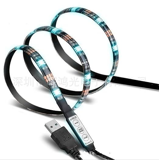 Retroiluminación del televisor cable LED se aplica el cambio de ...