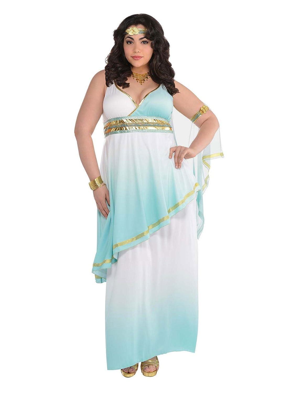Grecian Goddess Adult Costume - Plus Size
