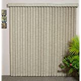 Amazoncom Fabric Vertical Blinds Blinds Shades Home Kitchen