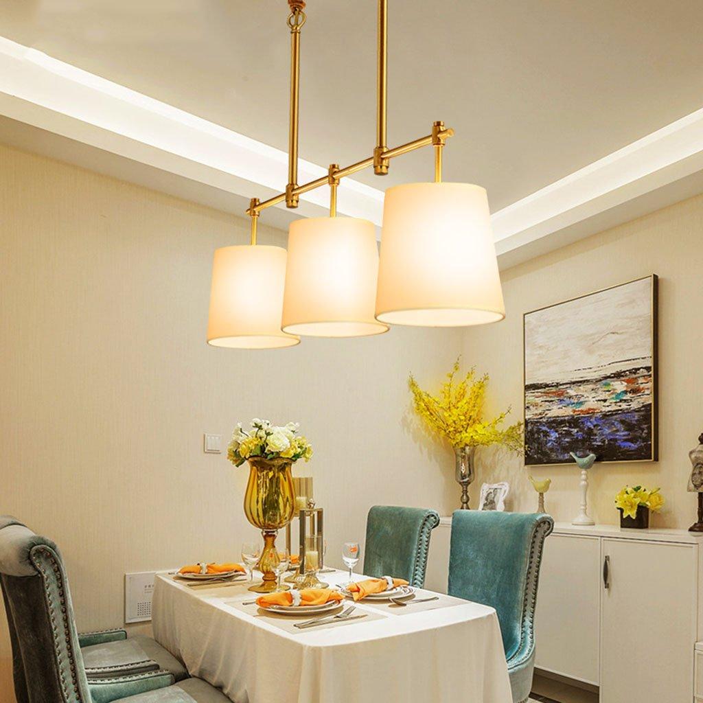 Sxfr zn restaurant chandelier living room lighting three modern copper lighting fixtures amazon co uk lighting