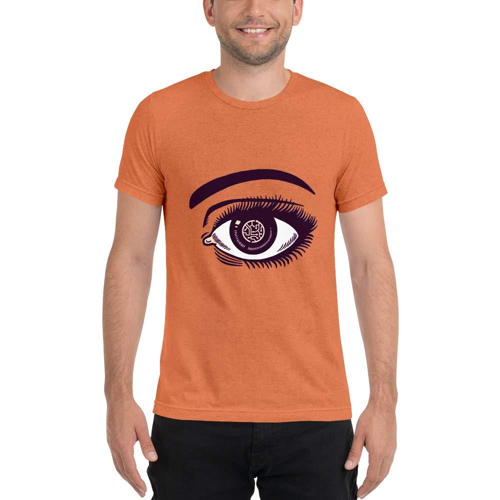 Moataz Monir Eye Short Sleeve t-Shirt