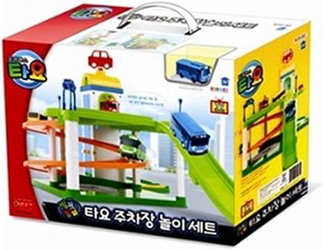 Le petit bus TAYO Friends Spécial Cars Toys Tayo Rogi Gani Rani Kids Jouet