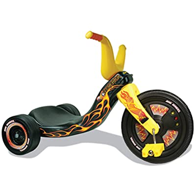 "The Original Big Wheel Tricycle Mid-Size SCORCHER 11"" Ride-On: Toys & Games [5Bkhe0205679]"