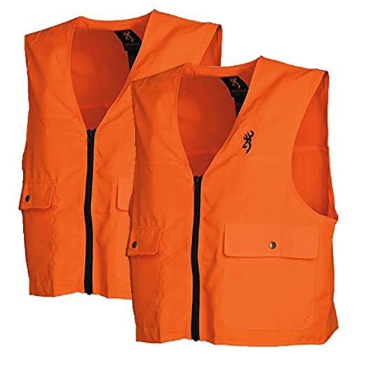 06ef7ffa626bb Amazon.com: Browning Adult Safety Vest: Sports & Outdoors