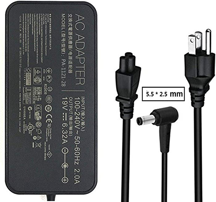 Top 10 Laptop Ac Adapter 100240V 19V 55Mm