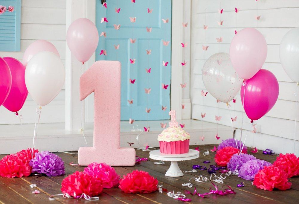 Fondo para bebé cumpleaños 20180503 NIVIUS PHOTO Ltd. (UK)6.5x5ft-XT-6534