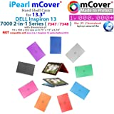 "iPearl mCover Hard Shell Case for 13.3"" Dell"