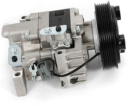 1 year Warranty A//C Compressor Fits Mazda 6 Mazda 3 Speed w//turbo New 97470