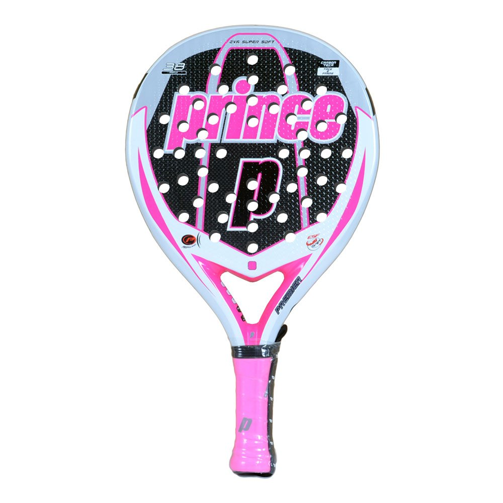 PRINCE Pala Padel Premier Propulsion Esf Sq Lady: Amazon.es ...