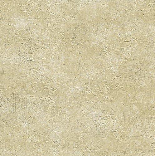 Warner wd3054PlumantホップFaux Plasterテクスチャ壁紙,イエロー