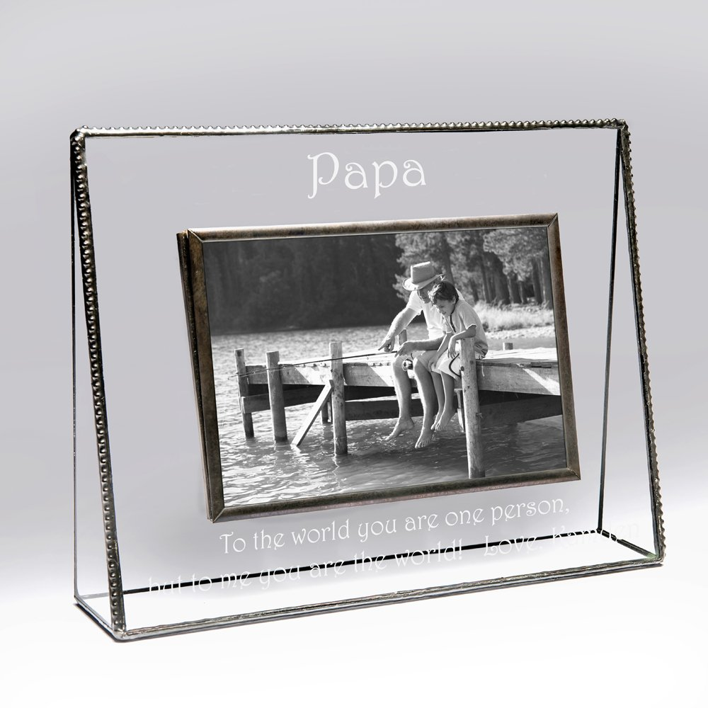 Amazon.com - J Devlin Pic 319-46H EP601 Personalized Picture Frame ...