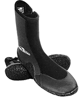 03b7e255a5e Aqua Shoes ADULT & CHILDS ALDER EDGE 5mm NEOPRENE WETSUIT BOOTS DIVING  CANOE JETSKI SURF SCUBA ...